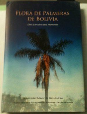 Flora de Palmeras de Bolivia - Catalog No. F4