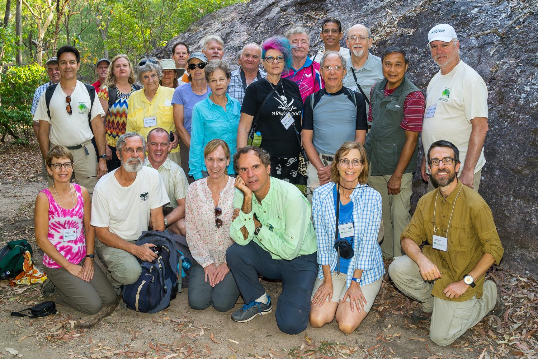 2016 Post Biennial Tour to Kakadu National Park, Australia