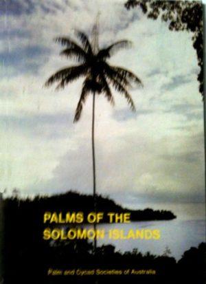 Palms of the Solomon Islands - Catalog No. P12