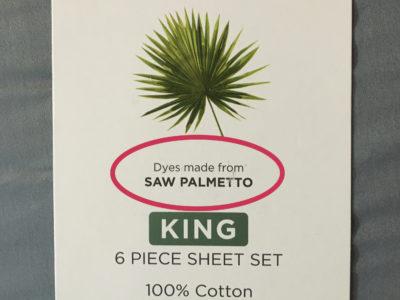 Palms as Dye Plants